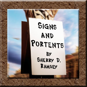 Third person press sherry d ramsey for Sign and portents