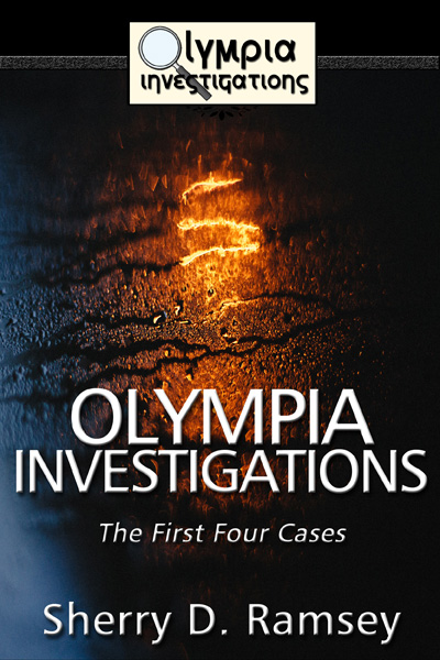Olympia Investigations - The First Four Cases